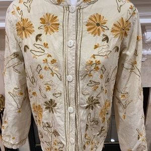 BFA Classics embroidered jacket